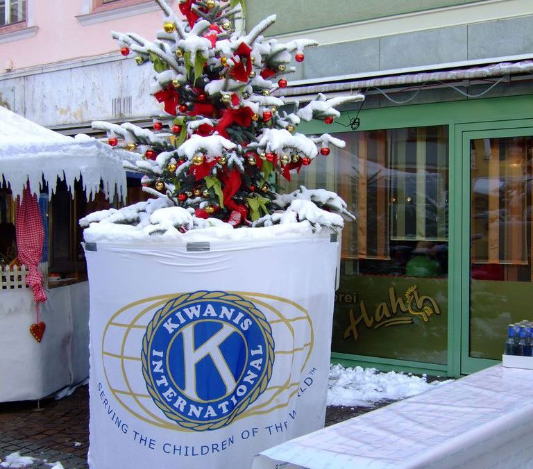 Kiwanis Adventstand